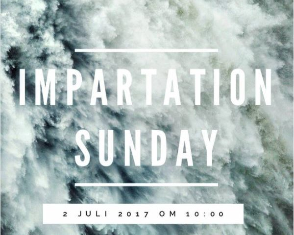 Impartation sunday