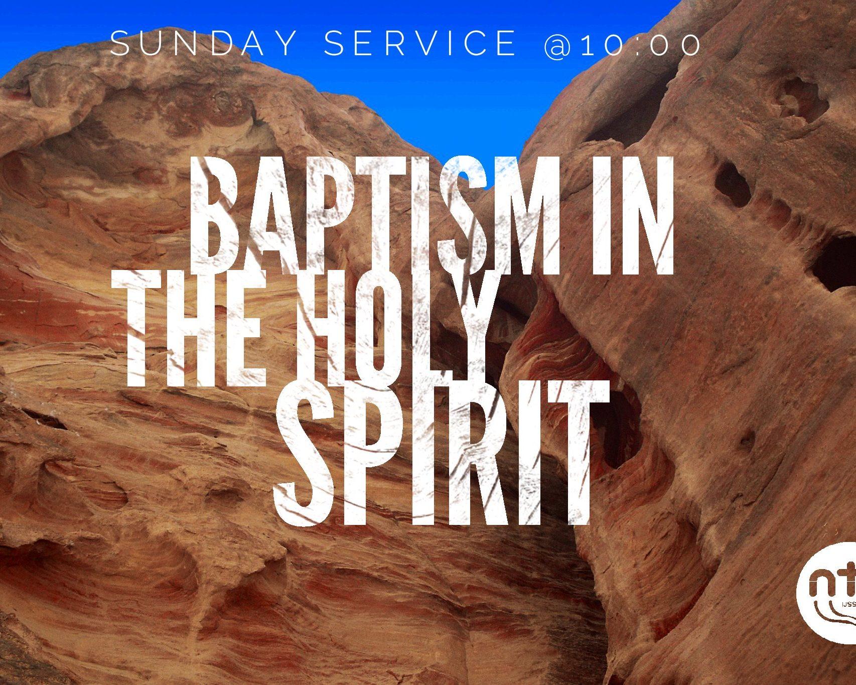 Gered door genade, maar de doop in de Heilige Geest is essentieel