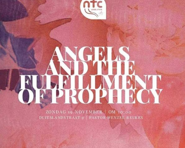 Angels and the fulfillment of prophecy