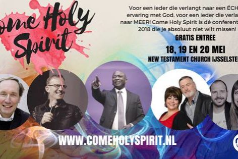Come Holy Spirit Conference – Day 1