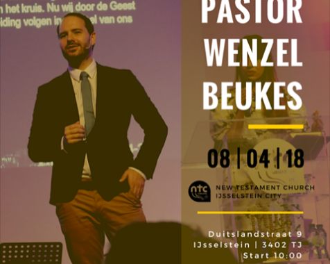 Pastor Wenzel beukes The father heart of an apostle!